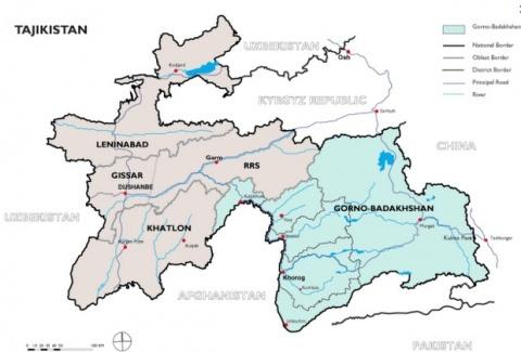 Tajikistan Accounts for Bloody Crackdown on Warlord Novinitecom