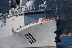 Bulgaria: First Chinese Navy Ship to Visit Bulgaria Stages Open Day