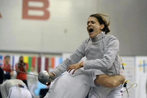 Bulgaria: Bulgarian Fencer Defeated in Olympic Debut by No 3