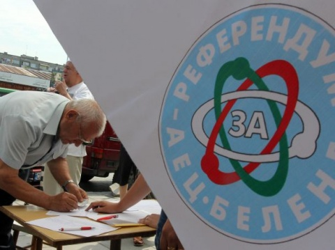 Petition Check Delays by Months Bulgarian N-Plant Referendum: Check Delays by Months Bulgarian N-Plant Referendum