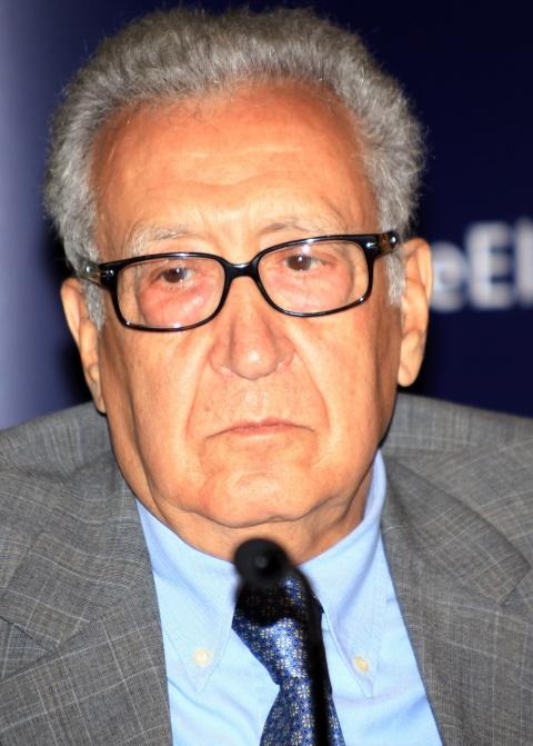 Lakdhar Brahimi