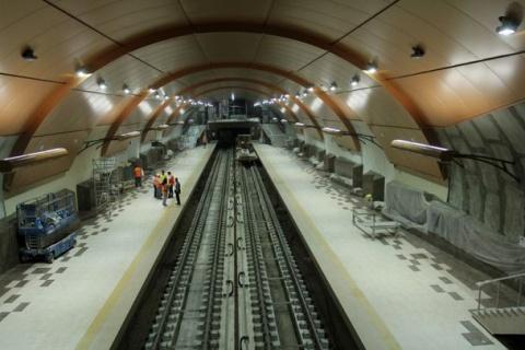 2nd Sofia Subway Line Launched on Aug 31: 2nd Sofia Subway Line to Be Launched on Aug 31
