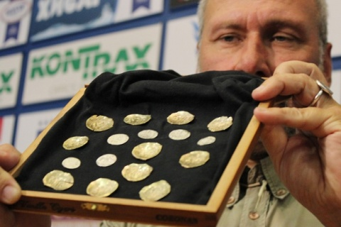 Archaeologists Set to Find Largest Coin Treasure in Bulgaria: Archaeologists Set to Find Largest Coin Treasure in Bulgaria