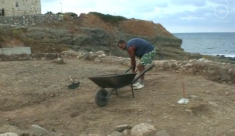 Archaeologists Find Thracian Town on Bulgarian Sea Coast: Archaeologists Find Thracian Town on Bulgarian Sea Coast