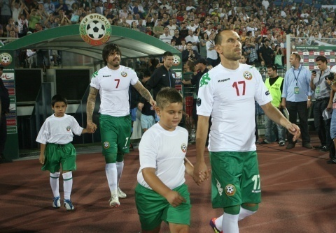 Bulgaria: Bulgaria's Petrov, Bojinov Out of Squad for Qualifiers