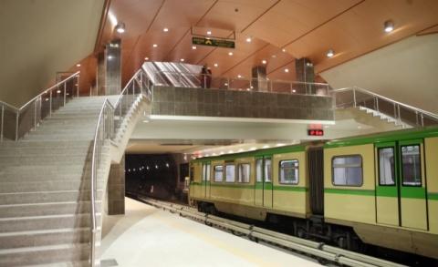 Sofijské metro