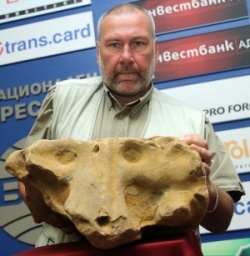 Bulgaria: Bulgarian Archaeologists Find Unique Thracian Lion Head
