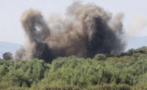Bulgaria: Bulgaria Concludes Clean-up of Blasted Ammo Depot