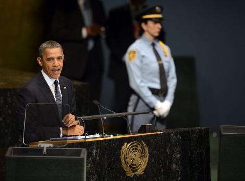 Bulgaria: Obama Denounces 'Innocence of Muslims', Defends Freedom