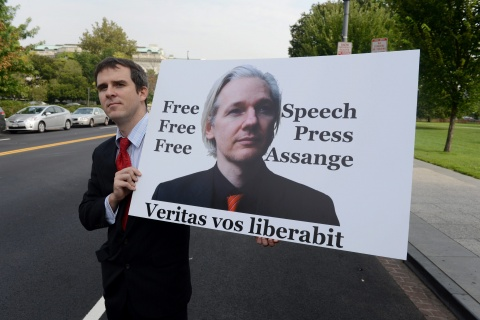 Bulgaria: US Military Labels Assange, WikiLeaks Enemies Equal to Al Qaeda