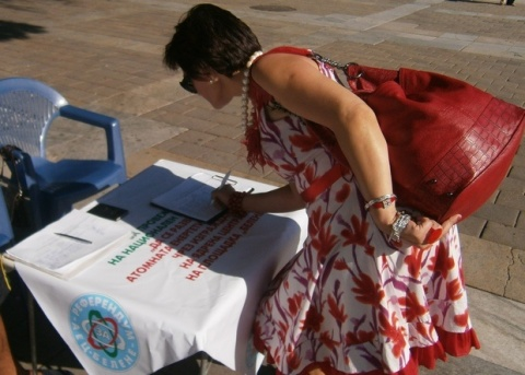 Bulgaria: Referendum on Bulgaria's Belene NPP Confirmed Irreversible