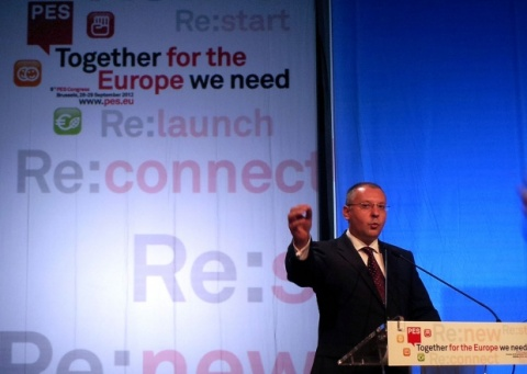 Bulgaria: Party of European Socialists Elects Bulgaria's Stanishev President