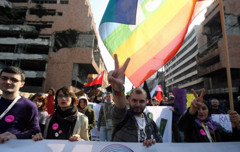 Bulgaria: EU Commissioner Malstrom Backs Gay Pride in Belgrade