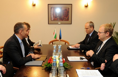 Bulgaria: Bulgaria, Estonia Come Together to Prepare for EU Presidency in 2018