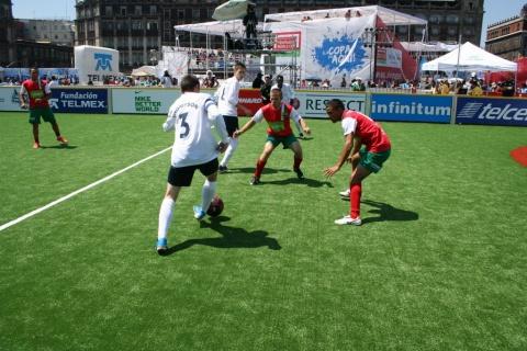 Bulgaria: Bulgaria Beat England, France in Homeless World Cup