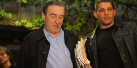 Bulgaria: Bulgaria's Zealous Fans Welcome Stuns Robert De Niro