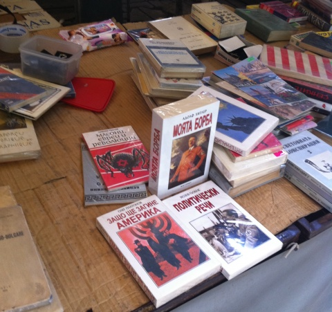 Bulgaria: Nazi Symbols on Sale in Bulgaria Outrage German Press