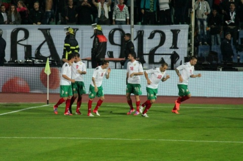 Bulgaria: Handicapped Bulgaria Draw Denmark in Sofia