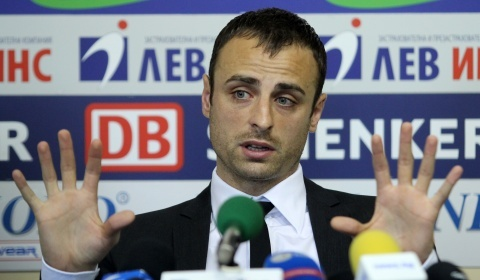 Bulgaria: Bulgaria Coach to Call Up Berbatov Once Again - Report