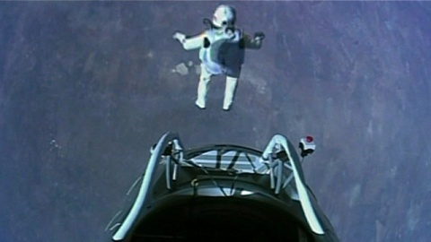 Bulgaria: Bulgarian Claims Baumgartner 'Stole His Jump'