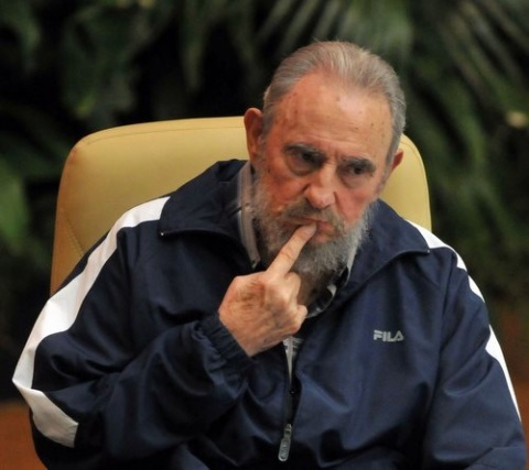 Cuba's Castro Suffered Fatal Stroke - Report: Cuba's Castro Suffered Fatal Stroke - Report