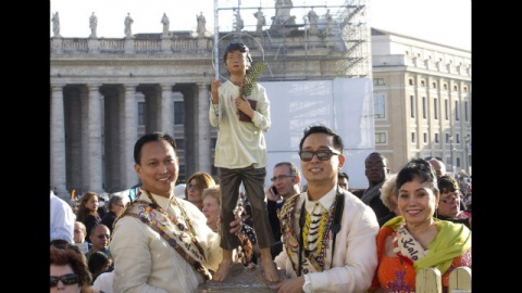 Bulgaria: Pope Names Native American Saint