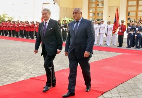 Bulgaria: Bulgarian PM Woos Albania with 'Asphalt Diplomacy'