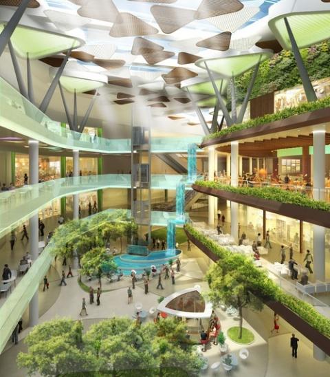 Bulgaria: Mall Mania Grips Southern Sofia