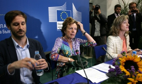 Bulgaria: EU Commissioner Urges Bulgarian PM to Secure Independent Media