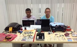 Bulgaria: Bulgarians Busted for ATM Fraud in Thailand