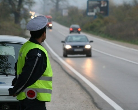 Bulgarian Traffic Police Launch 'Light' Campaign: Bulgarian Traffic Police Launch 'Light' Campaign