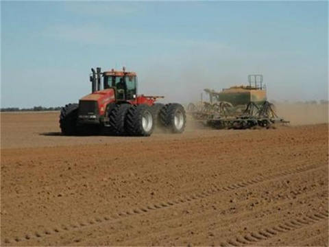 Bulgaria: Bulgarian Farmers Sow Wheat on 2.4 Million Acres