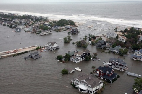 US Government Slates USD 107 M in Sandy-Relief Aid: US Government Slates USD 107 M in Sandy-Relief Aid