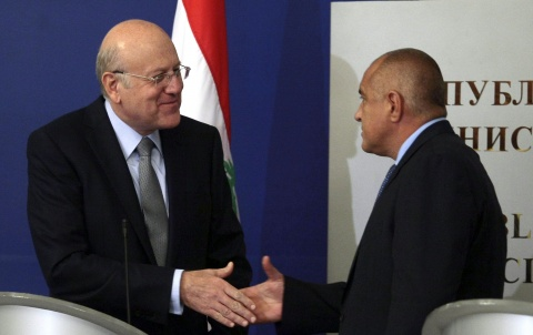 Bulgaria: Lebanese PM Refuses Clear-Cut Answer on Hezbollah's Alleged Role in Bulgaria Bombing