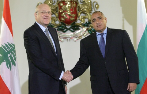 Bulgaria: Borisov, Mikati Deny Meeting over 'Bulgarian' Explosives in Lebanese Terror Attack