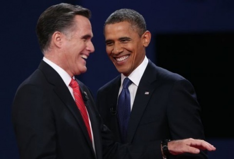 CNN Projects Current 64 Electoral Votes for Obama, 56 for Romney: Obama Gains Lead on Romney in First 13 States