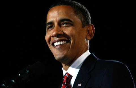 Who Is Who: US President Reelect Democrat Barack Obama: Who Is Who: Reelected US President Barack Obama
