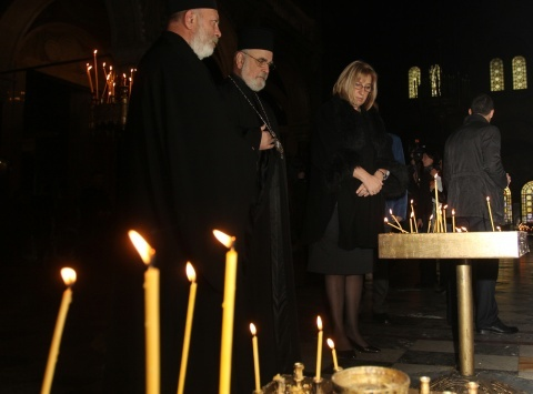 Bulgaria: Bulgaria Declares Day of Mourning over Dead Orthodox Patriarch
