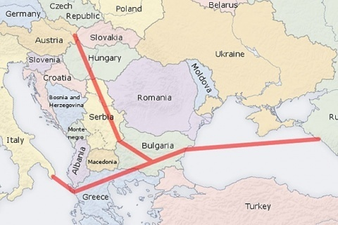 Bulgaria: South Stream Cost Swells to EUR 16 B