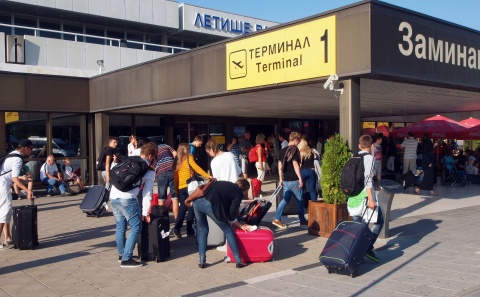 Bulgaria: Bulgaria's Black Sea Airports Report Annual Increases in Serviced Passengers