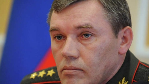 Bulgaria: Putin Replaces Chief of Armed Forces General Staff