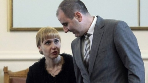 Bulgarian Justice Minister Echoes Calls for Tainted Judge Withdrawal: Bulgarian Justice Minister Echoes 'Quit' Calls for Tainted Judge