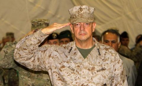 Top US General Tangled in CIA's 'Petraeus Love Affair' Scandal: Top US General Tangled in CIA's 'Petraeus' Scandal