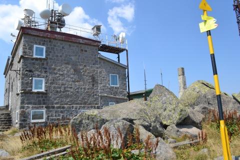 Bulgaria: Inversion Brings Temperature Records to Bulgarian Mountains