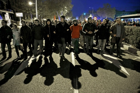 Bulgaria: Europe Hit by Wave of Austerity Protests