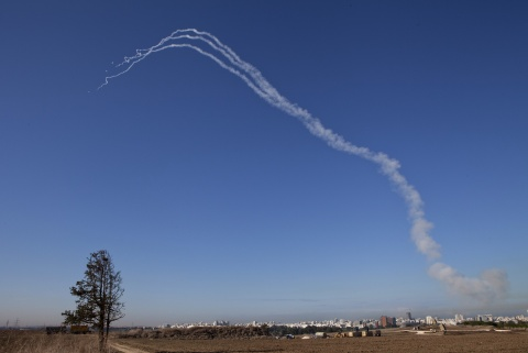 Bulgaria: Israel's Iron Dome Missile Shield Starts Paying Off in Hamas Attacks