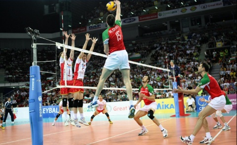 Bulgaria: Bulgaria, Italy to Host 2015 CEV Volleyball European Championship - Men