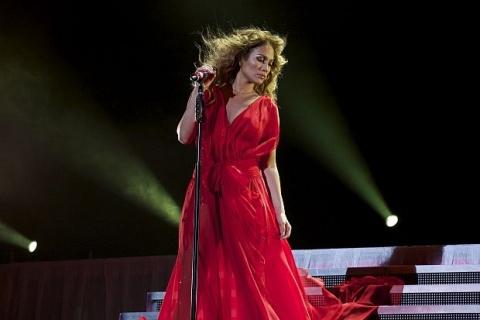 Bulgaria: Sofia Anticipates J Lo Show