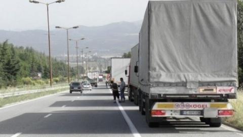 Bulgarian Checkpoint Repairs Cause Turkish Border Jam: Bulgarian Checkpoint Repairs Cause Turkish Border Jam