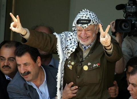 Bulgaria: Arafat's Body Exhumed over Poisoning Claims